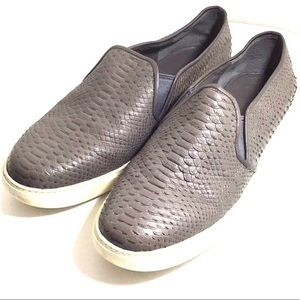 Cole HAAN men's grey sneakers sz 10B narrow